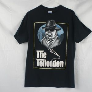Notorious B.I.G. | The Teflondon Graphic Tee BLK M